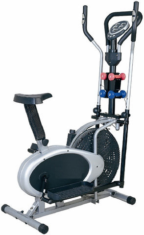 Orbitrac Elliptical Bike