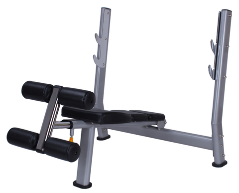 Commercial Decline Weight Lifting Bench