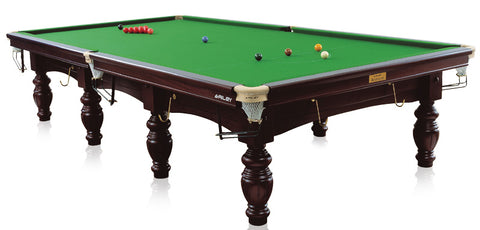 12 Foot International Billiard Snooker Table