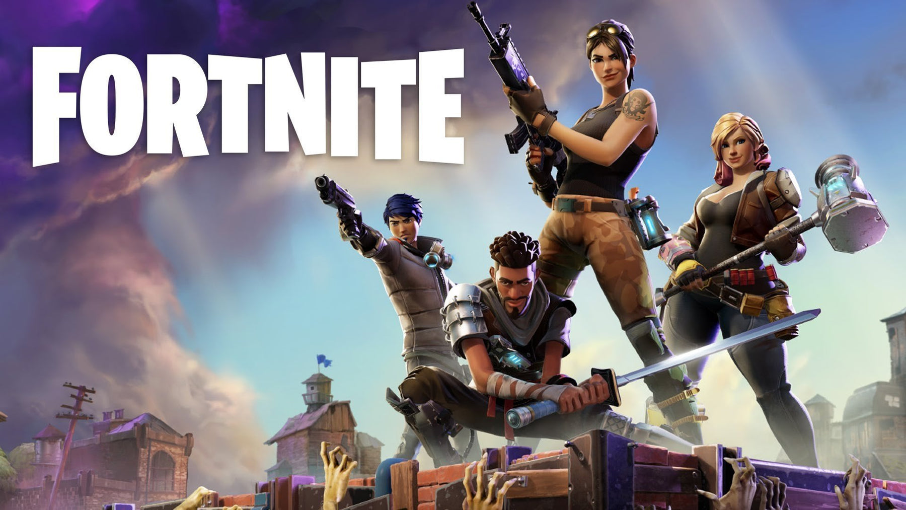 Fortnite Update 3.5 Is Out With New Port-a-Fort, Patch Notes Released