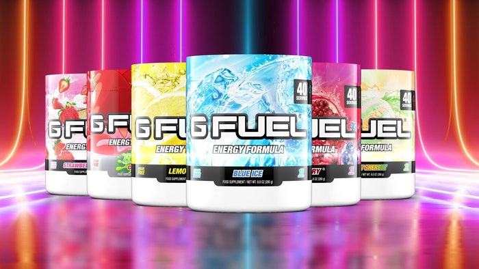 GFUEL partners with Lime Pro Gaming!