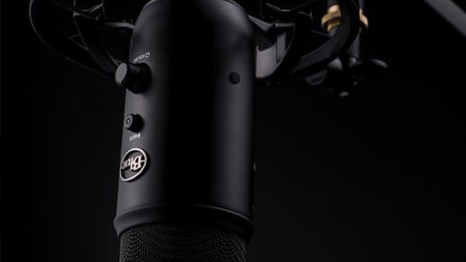 The Yeticaster - Blue Mic Review