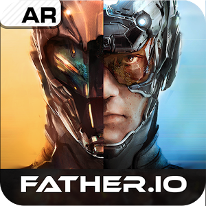 FatherIO - Augmented reality hits the app stores!