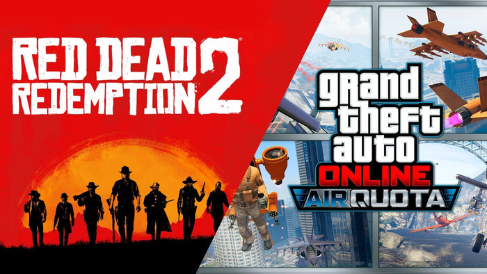 Rockstar news: Red Dead Redemption 2 release date and NEW GTA 5 Online update