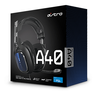 Astro Gaming Astro Gaming A40 TR Headset Headset