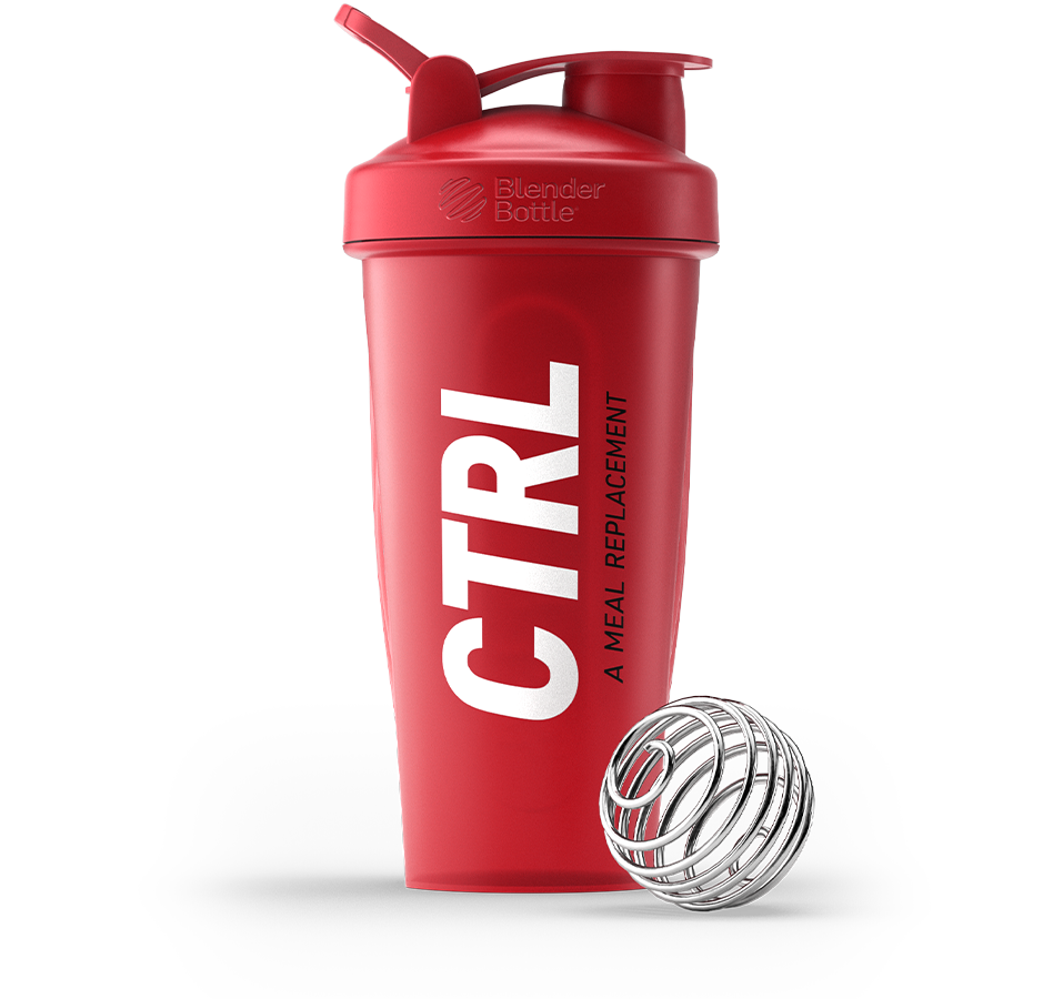 CTRL CTRL Shaker Bottle (Faze Red) Gamers energy