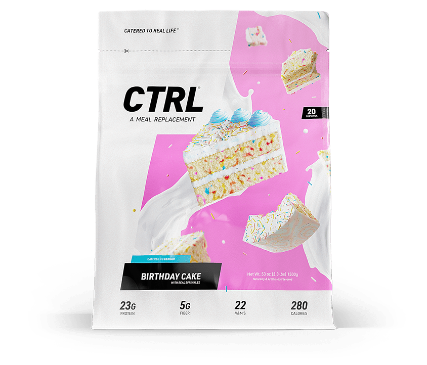 CTRL CTRL Birthday Cake Flavour Meal Replacement
