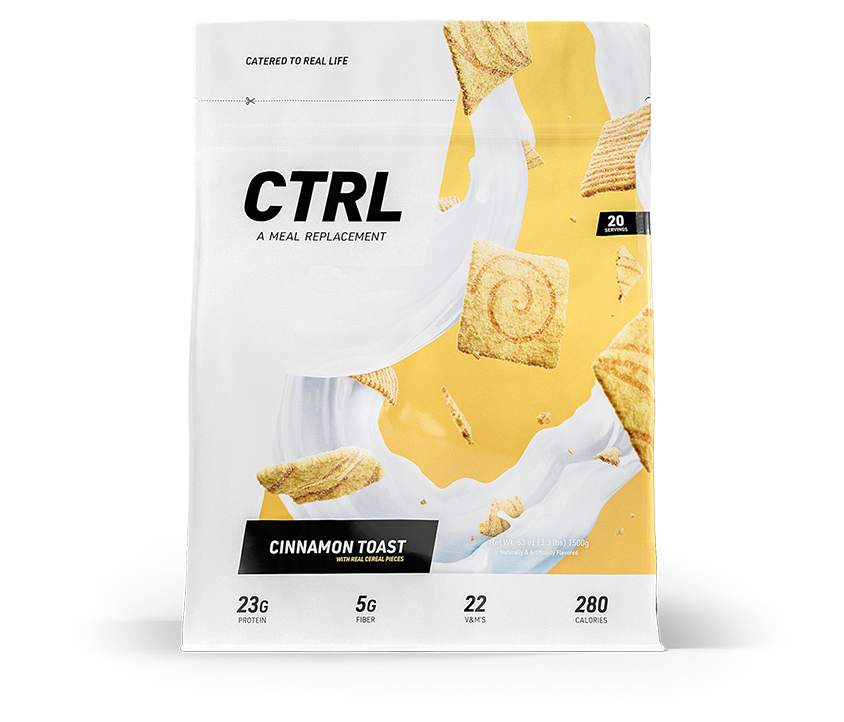 CTRL CTRL Cinnamon Toast Flavour Meal Replacement