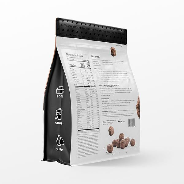 CTRL CTRL Cocoa Crunch Flavour Meal Replacement