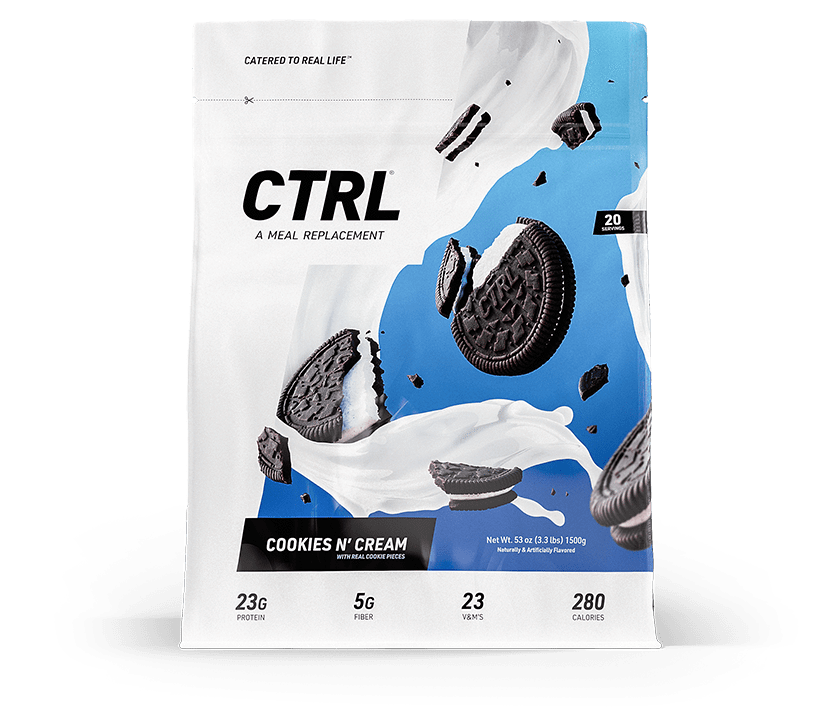 CTRL CTRL Cookies N' Cream Flavour - PRE ORDER STOCK DUE 25th Jan Meal Replacement