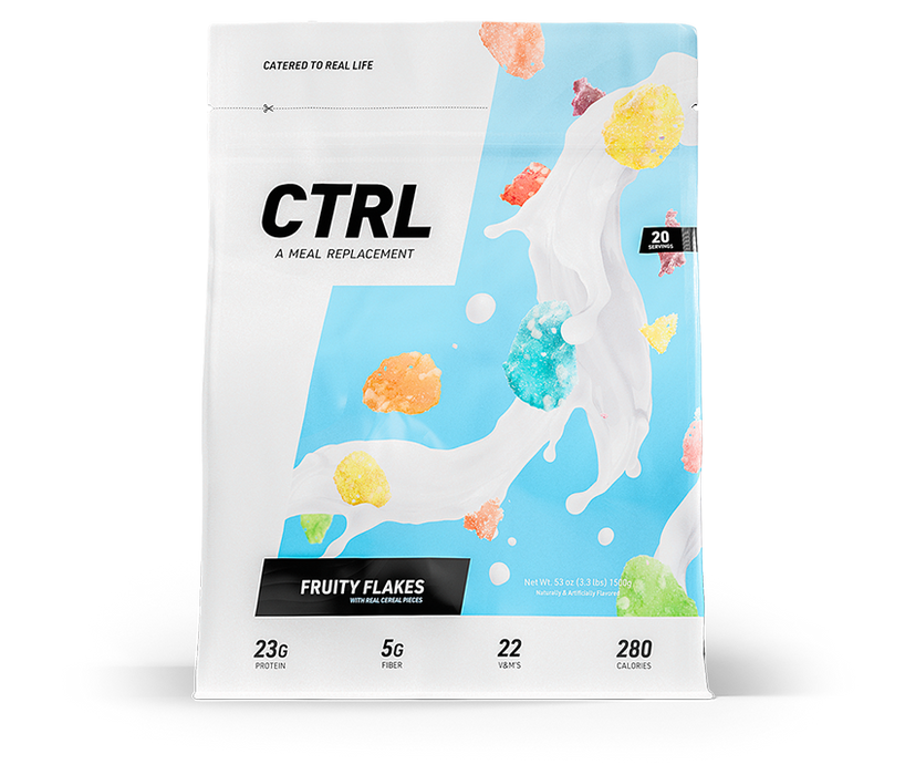 CTRL CTRL Fruity Flakes Flavour Meal Replacement