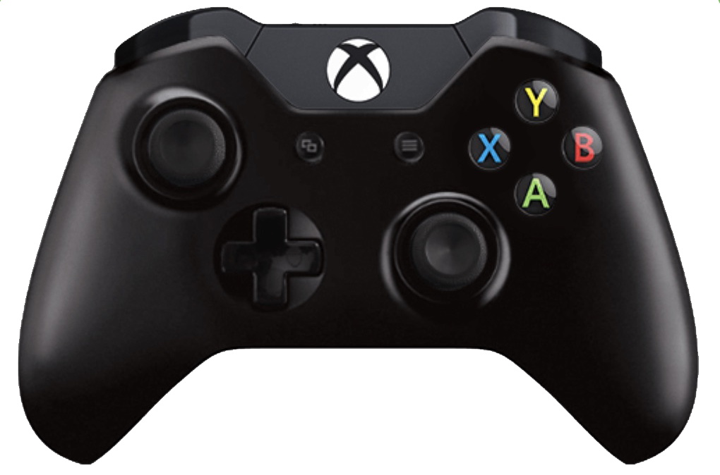 Evil Controllers Evil Controller SHIFT Console controller XB1 / Black Soft Touch / SHIFT + MASTER MOD + FORNITE MOD