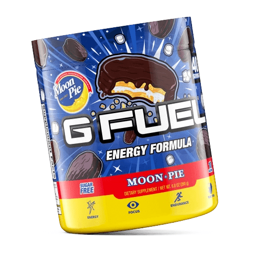 GFuel G Fuel MOON ® PIE Tub Gamers energy