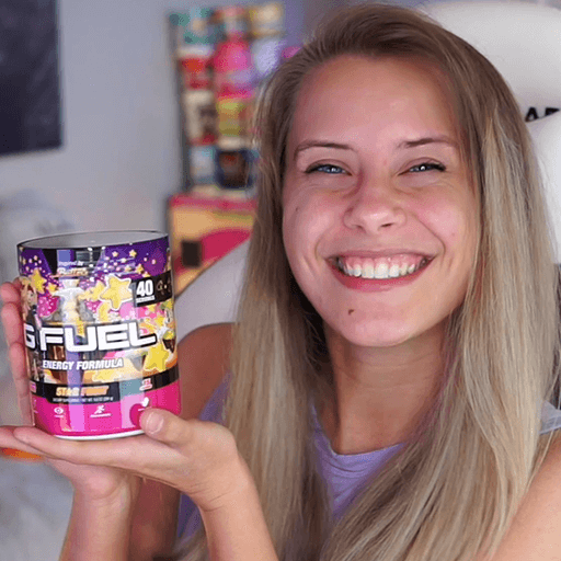 GFuel G Fuel Star Fruit Tub Gamers energy