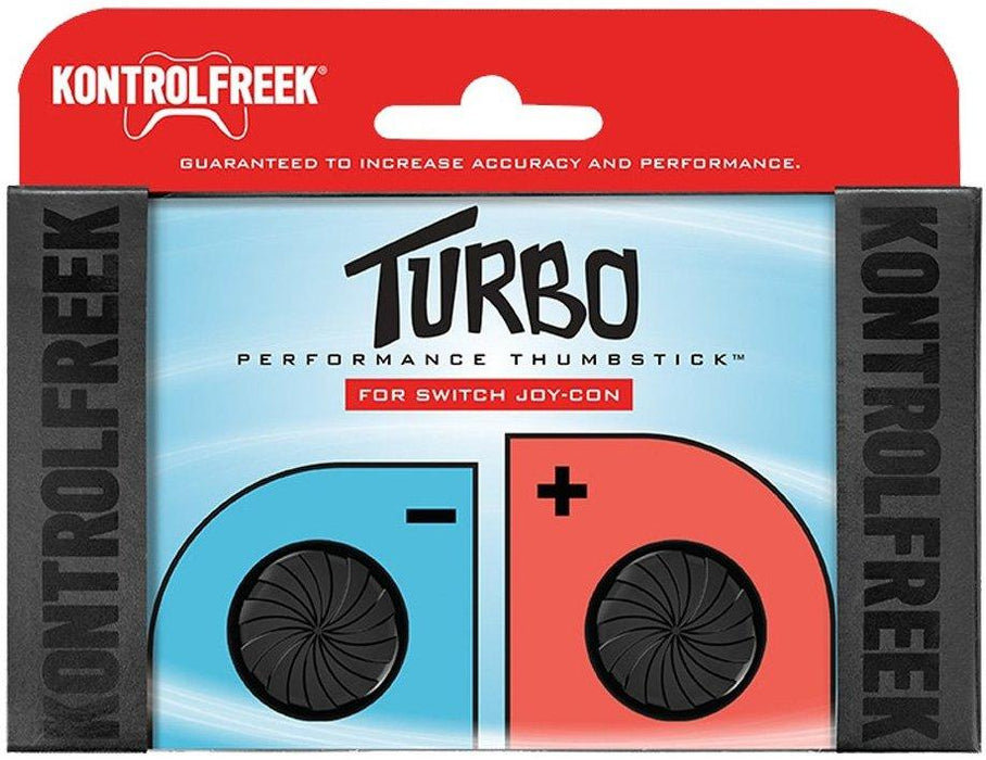 Kontrol Freek Kontrol Freek Turbo - Nintendo Switch Controller Accessories Black