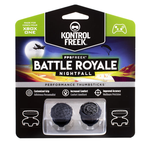 Kontrol Freek Kontrolfreek Battle Royale - Nightfall Controller Accessories Xbox One