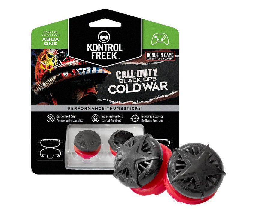 Kontrol Freek KontrolFreek Call of Duty: Black Ops Cold War Thumbsticks Controller Accessories XBOX ONE