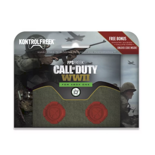 Kontrol Freek KontrolFreek Call of Duty WWII edition Controller Accessories Xbox One / None