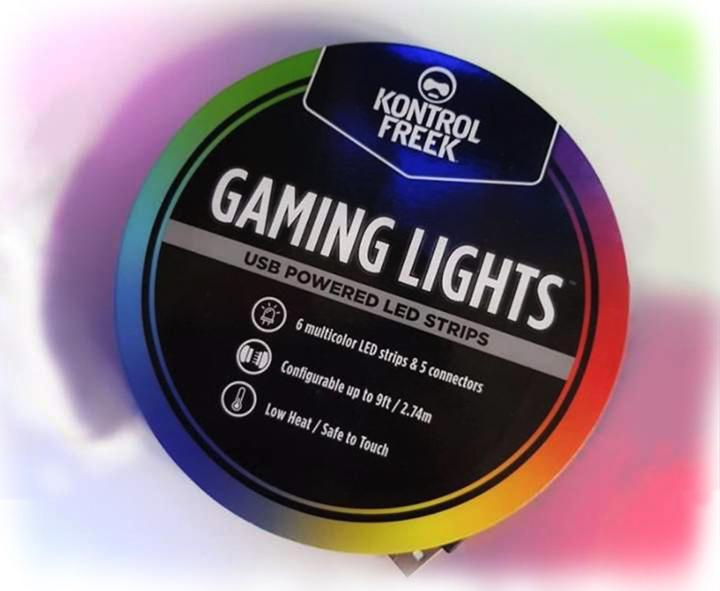 Kontrol Freek KontrolFreek Gaming Lights™ Gaming Lights