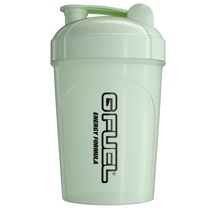 Lime Pro Gaming GFuel Shaker Cup Glow In The Dark