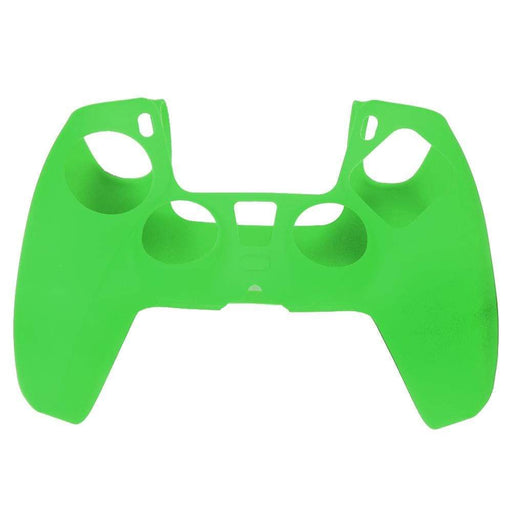 Lime Pro Gaming PS5 Dualsense Silicone Controller Skin and Thumb Grips Green