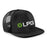 Lime Pro Gaming LPG Hat Black Hat