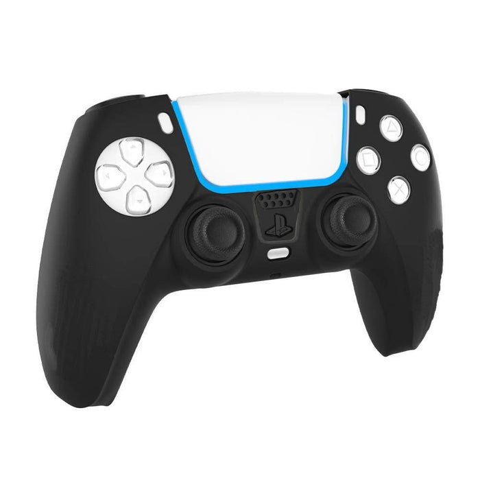 Lime Pro Gaming PS5 Dualsense Silicone Controller Skin and Thumb Grips