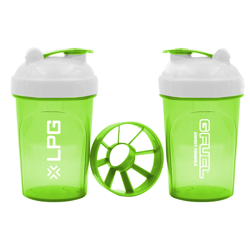 Lime Pro Gaming GFUEL x LPG Shaker (500ml) Shaker Lime x GFUEL