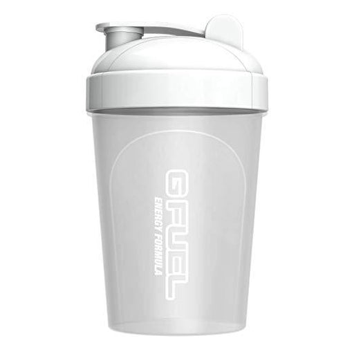 Lime Pro Gaming GFuel Shaker Cup Winter White