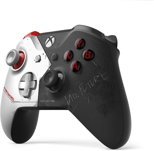 Microsoft Xbox Wireless Controller – Cyberpunk 2077 Limited Edition xbox controller
