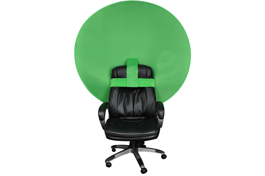 Webaround Webaround Green Screen/Privacy screen - (Perfect for Streamers!)