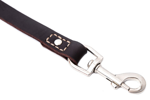 Leatherberg® 6ft Leather Dog Leash