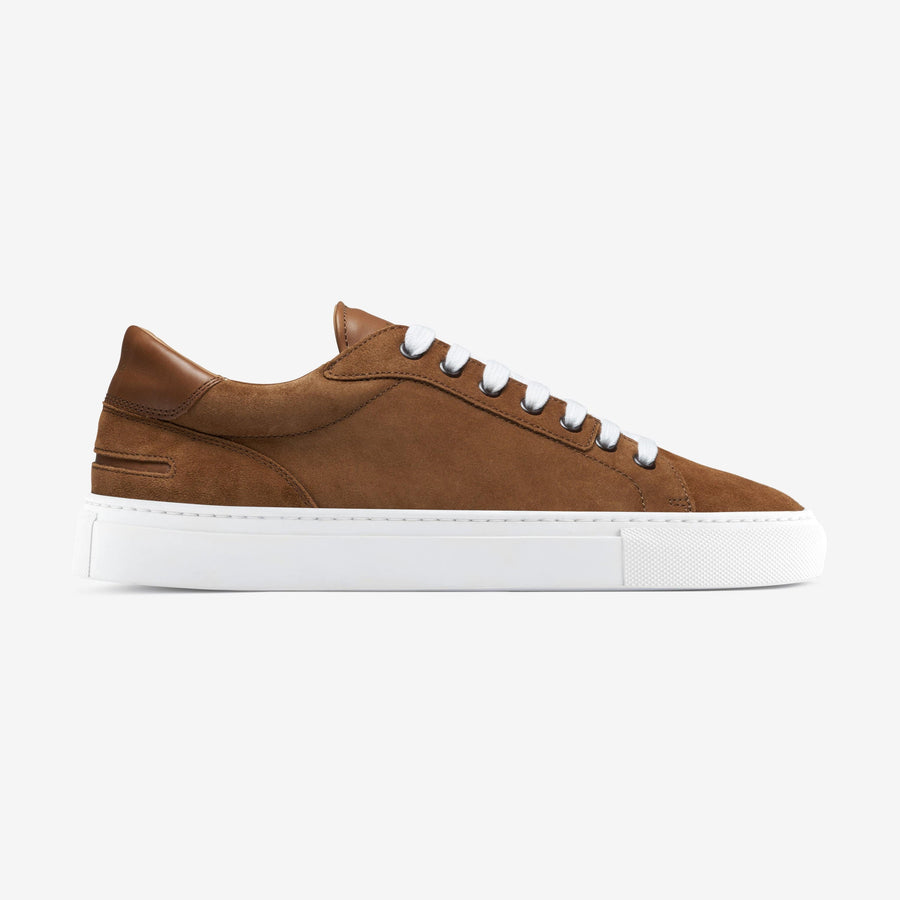 Lione Sneakers - Tan Suede