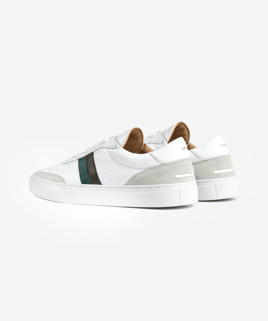 Lione Sneakers Loden - Ascot & Charlie