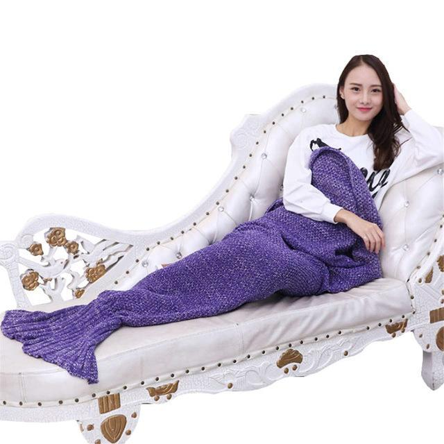 Naga Mermaid Blanket™