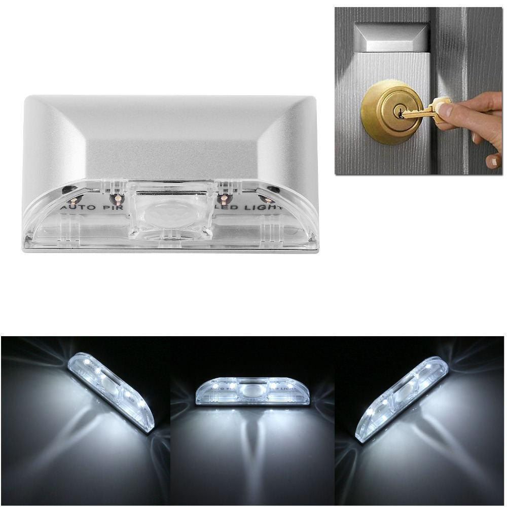 Portable LED Motion Sensor Light