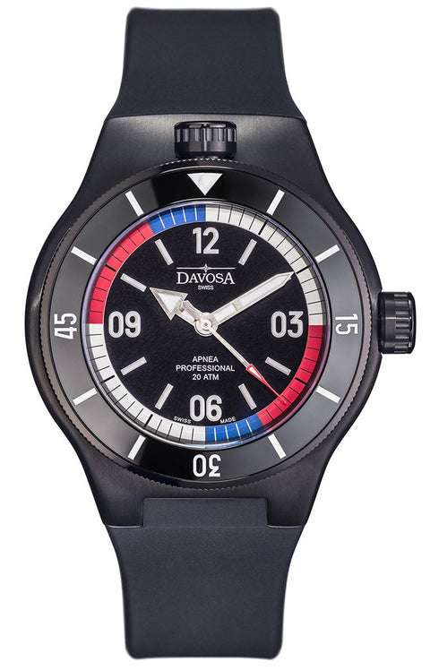 Apnea Diver BLACK PVD 200m Automatic 46mm LIMITED EDITION 16157055