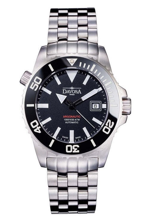 Argonautic 300m Diver Black 42mm Automatic 16149820