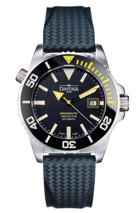 Argonautic 300m Diver Black/Yellow 42mm Automatic 16149875
