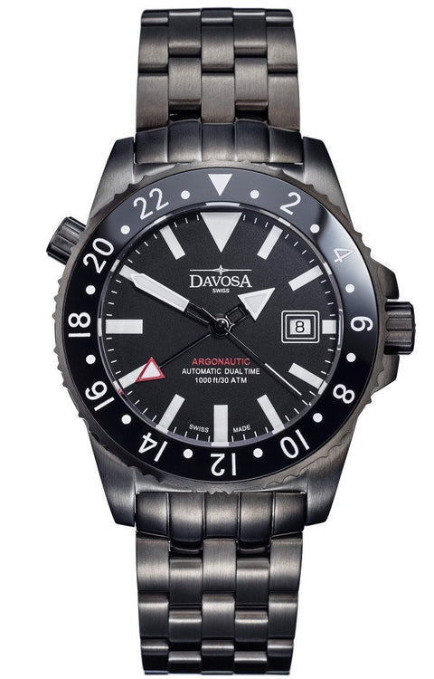 Argonautic Black Gun PVD 300m Diver 42mm Automatic GMT 16151280