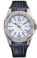 Davosa Titanium 46mm White/Blue 10 ATM Automatic 16156015
