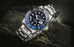 Ternos Professional TT 500m Diver Automatic 42mm Black/Blue 16155945
