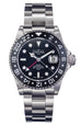Ternos Professional TT 42mm 200m GMT Black 16157150