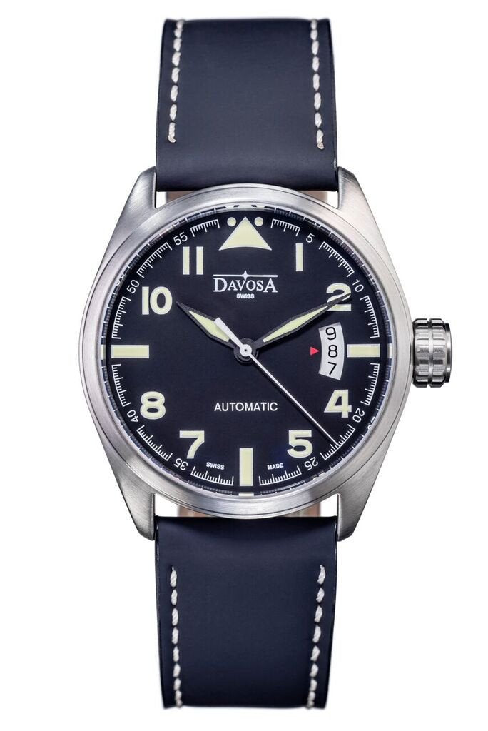 Military Blue 20ATM Automatic 42mm 16151154