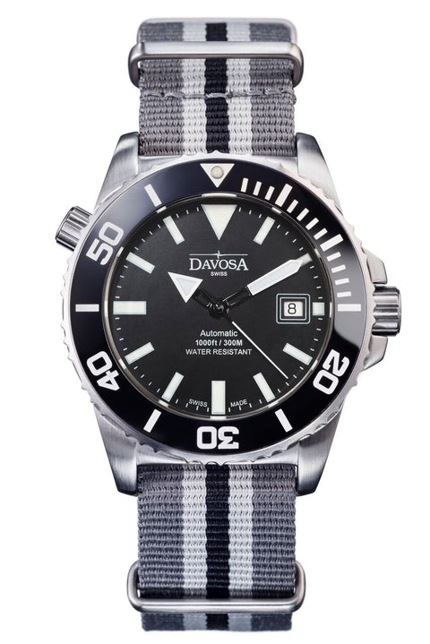 Argonautic 300m Diver Black 42mm Automatic 16149828