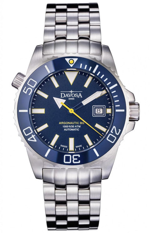 Argonautic BG 300m Diver Blue 42mm Automatic 16152240