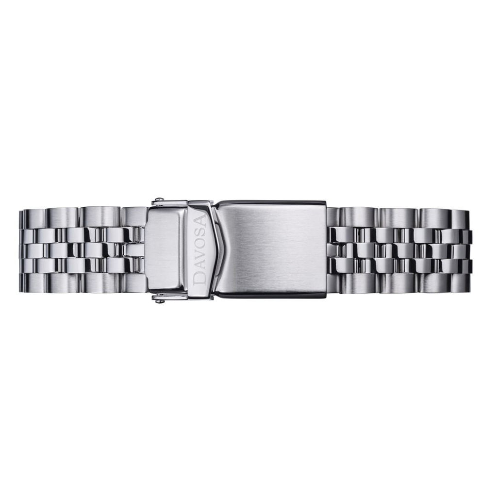 Pentalink 5-row stainless steel bracelet - 22mm wide - 16955510