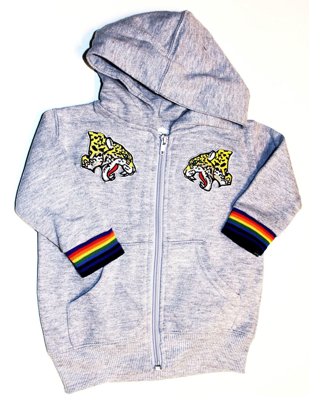 TIGER PATCHED HOODIE