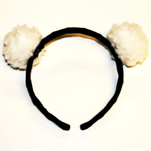 POMPOM HEAD BANDS