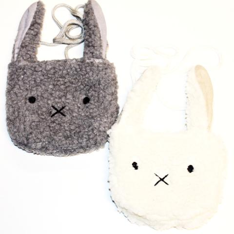 RABBIT CROSS BAG